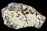 "3.5"" Quartz, Dolomite, Pyrite and Chalcopyrite Association - China - #115480-1"